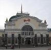 Железнодорожные вокзалы в Лахденпохье