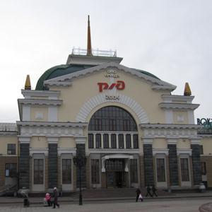 Железнодорожные вокзалы Лахденпохьи