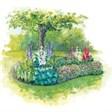 База отдыха Хутор Микли - иконка «сад» в Лахденпохье